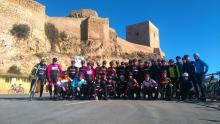 Castillo de Lorca Globerosdeelite