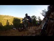 Embedded thumbnail for Video I Marcha Mtb Chepas Bike 2013 Senda Quebrada 13-10-2013