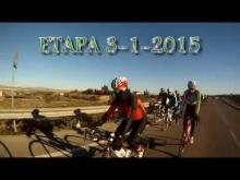 Embedded thumbnail for Video Etapa La Costera, El Escobar, Corvera,Garuchal 03/01/2015