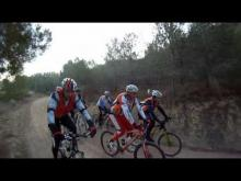 Embedded thumbnail for Video MTB Etapa 15 12 2013 Serranitos Puros Bonita Bagón Catalina Herraduras